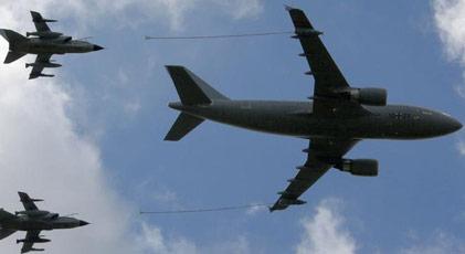 Almanya ile Türkiye arasında uçak krizi