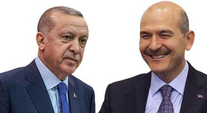 Erdoğan düşüşte Soylu yükselişte
