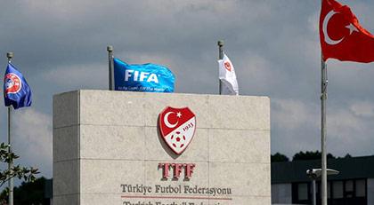 TFF'den maçlar için yeni karar