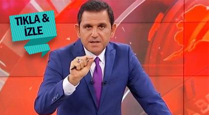 Fatih Portakal yarın FOX TV'de