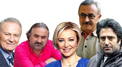 Ediz Hun, Volkan Konak, Berna Laçin, Mahsun Kırmızıgül ve Şükrü Erbaş'dan tutuklu gazeteciler için mesaj