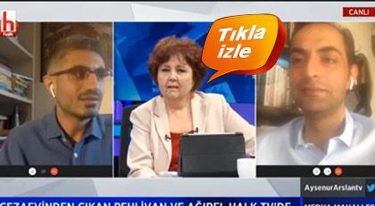 Barış Pehlivan ve Murat Ağırel cezaevinde yaşadıklarını anlattılar