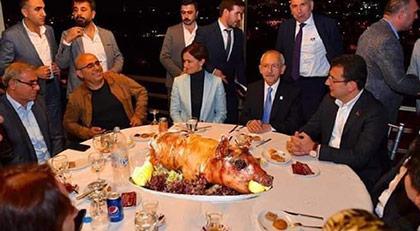 Masaya o domuz nasıl koyuldu
