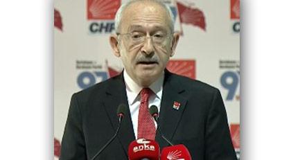 Kılıçdaroğlu'ndan hükümete: Yapamıyorsanız biz yapalım