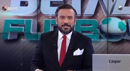 Beyaz TV'de Ertem Şener depremi