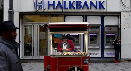 Halkbank'a ABD'den ret
