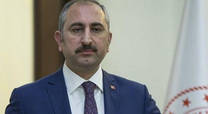 "Adalet Bakanı ""anlayana"" mesaj verdi"