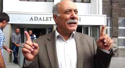 Mahmut Alınak gözaltında