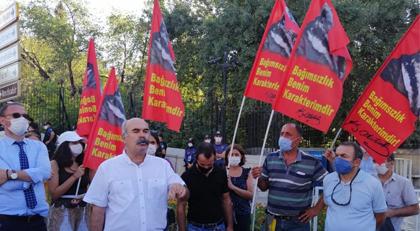 """Türk askerine """"çapulcu"""" sözü sokağa döktü"""