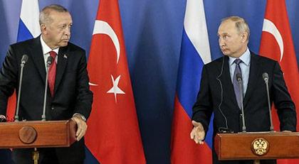 Putin, Erdoğan'ı övdü ve ekledi: Anlaşmazlıklarımız var