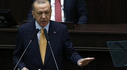 Erdoğan'dan sınır ötesine askeri operasyon mesajı