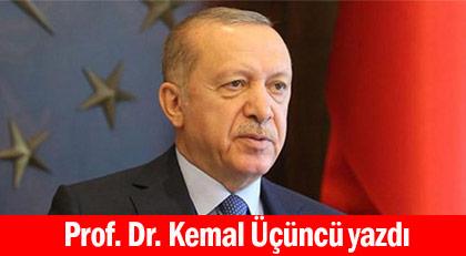 Erdoğan'ı tebrik ederim