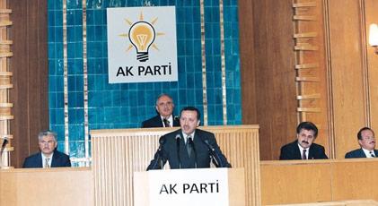 AKP'nin doğum nedeni neydi