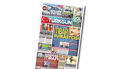 MHP'nin gazetesi: Günü kurtarma anlayışını...