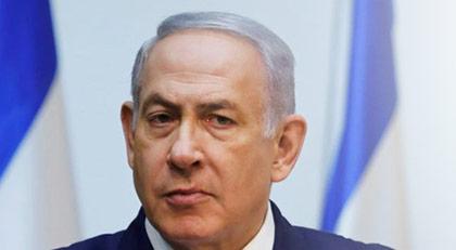 Netanyahu Suudi Arabistan'da