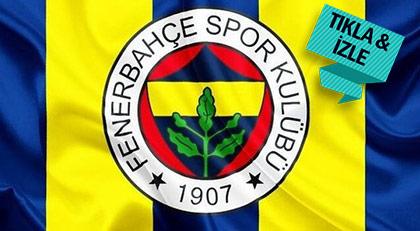 """Fenerbahçe'den """"Kadına Şiddete Tahammülümüz YOK"""" mesajı"""
