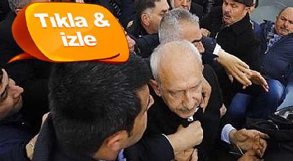 Kılıçdaroğlu'nu Madımak'taki gibi yakacaklardı