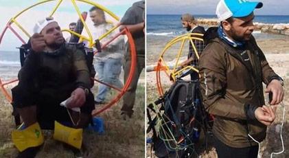 """""""Libya'ya inen paraşütçü""""nün altından ne çıktı"""