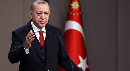 Erdoğan'dan yeni düzenleme mesajı