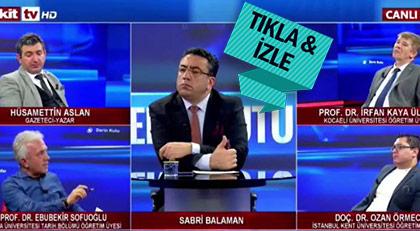 """""""Google'ı Abdülhamid buldu"""" diyen AKP'li profesörden tepki çeken sözler"""