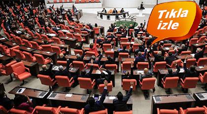 Meclis'te taciz polemiği