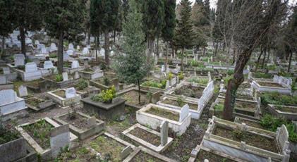 Mezar fiyatlarına zam