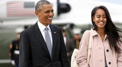 Obama da olsa kız babası kız babasıdır