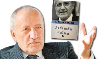 """AKP'nin ceza verdiği AKP kurucusunun kitabı: """"PKK'nın batı ülkelerinden destek alması suçlaması anlamlı değil"""""""