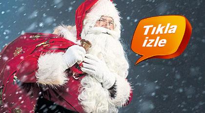 Noel Baba aşıya karşı mı