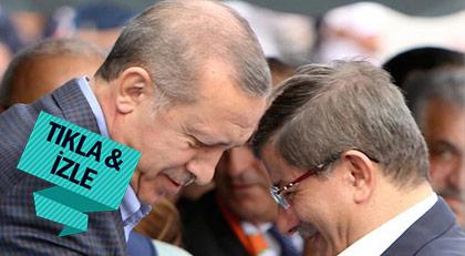 Davutoğlu'ndan Erdoğan'ı çok kızdıracak video