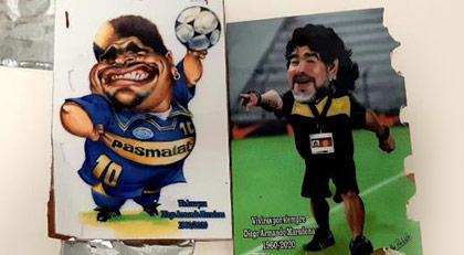 """""""Maradona"""" dediler içinden ne çıktı"""