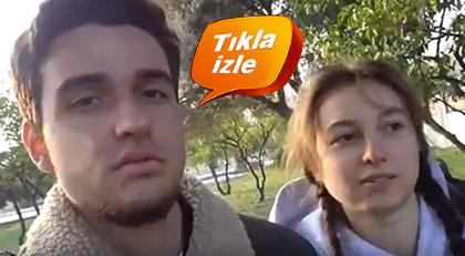 Türk erkeğini bir de Ukraynalıdan dinleyin
