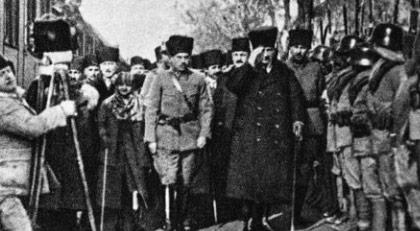Ankara'ya gelen Mustafa Kemal hangi satırları kaleme aldı