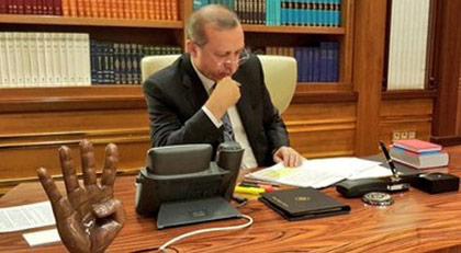 """Erdoğan'a gönderilen """"İsrail"""" mektubunda ne yazıyor"""