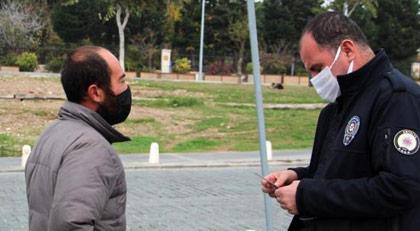 Türk polisinden alkışlanacak hareket