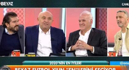 Askerlerden Beyaz TV açıklaması