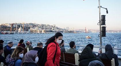 İstanbul için sevindiren korona haberi