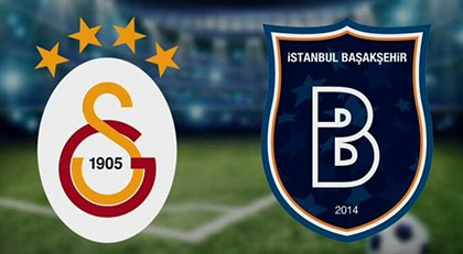 Galatasaray'a Başakşehir'den kötü haber