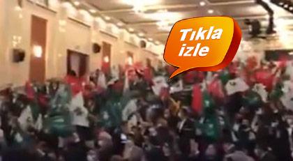 Bu da Müslümcü parti kongresi