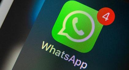 WhatsApp'tan Türkiye mesajı