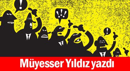 Muhalefete gösterdikleri tepkinin yarısını Yunanistan'a gösterseler...