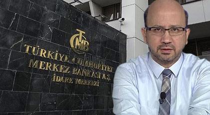 Sabah yazarı Merkez Bankası Başkanını eleştirmeye devam etti