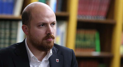 Bilal Erdoğan ortaklıktan ayrıldı
