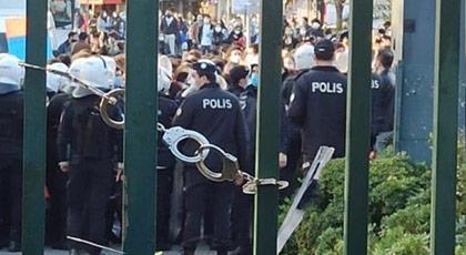 Boğaziçi tartışması da Osman Kavala'ya mı bağlanacak