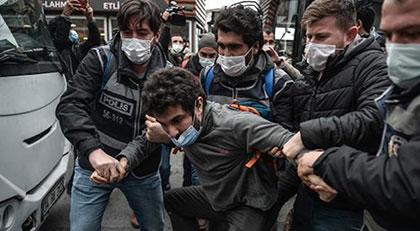 Boğaziçi'nde 4 tutuklama talebi