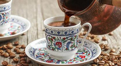 Türk kahvesi içenlere güzel haber