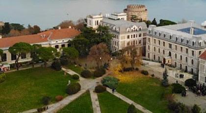 Boğaziçi Üniversitesi'nde yeni atama