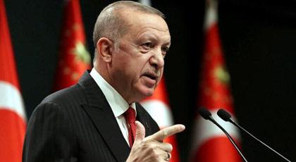 Erdoğan TV'deki reklamı görünce...