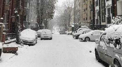 İstanbul'da kar ne zaman bitiyor