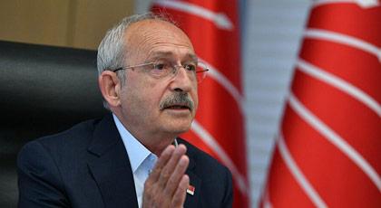 """Kılıçdaroğlu'ndan AKP'ye """"peçete""""li gönderme"""